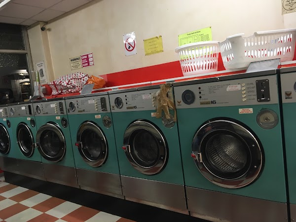 Automat Self Service Laundry 54 White Hart Ln London Sw13 0pz Uk