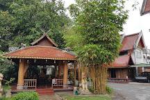 Wat Chedi Ngam Temple, Fang, Thailand