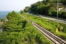 Yeosu Ocean Rail Bike, Yeosu, South Korea