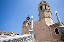 Church of Sant Bartomeu & Santa Tecla, Sitges, Spain