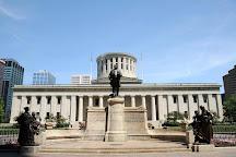 Ohio Statehouse, Columbus, United States