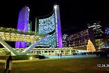 Nathan Phillips Square, Toronto, Canada
