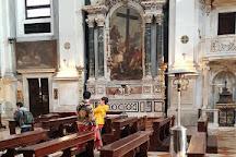 Chiesa di San Moise, Venice, Italy