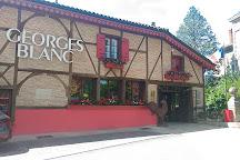 Boutique Gourmande Georges Blanc, Vonnas, France