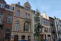 Horta Museum (Musee Horta), Brussels, Belgium