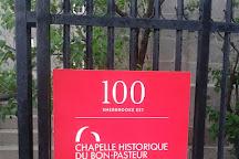 Chapelle Historique du Bon Pasteur, Montreal, Canada