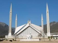 Faisal Mosque karachi