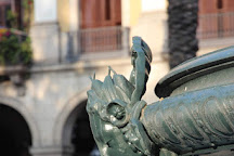 Fuente de las Tres Gracias, Barcelona, Spain