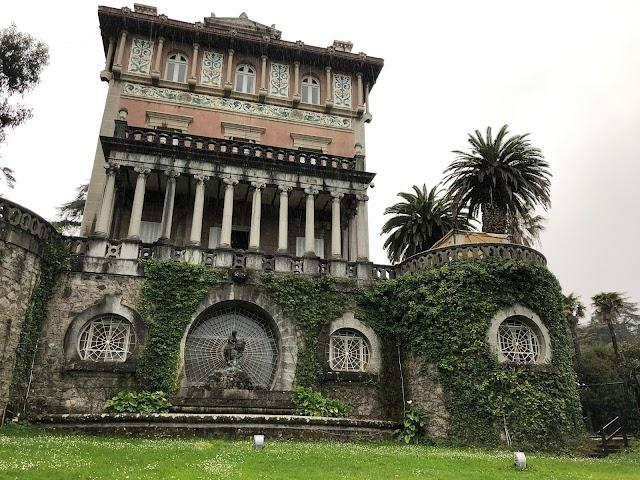 Palacio Ocharan