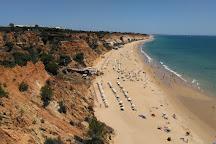 Praia da Rocha Baixinha, Albufeira, Portugal
