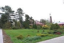 Botanical Garden, Kaliningrad, Russia