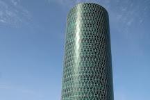 Westhafen Tower, Frankfurt, Germany