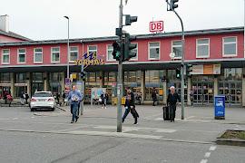Автобусная станция  Singen