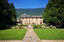 Le Prieure et ses jardins, Le Bourget-du-Lac, France