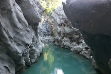 Canyons of Erzen River, Tirana County, Albania