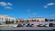 Площадь Ленинского Комсомола на фото Каменска-Уральского