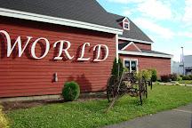 Potato World, Florenceville-Bristol, Canada