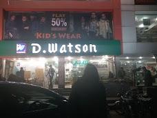 D.Watson Chemist