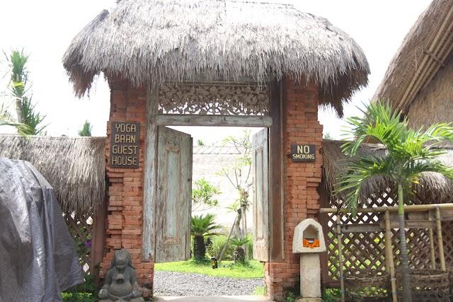 The Yoga Barn Guest House