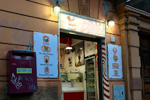 Gelateria Willy's, Rome, Italy