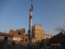 Markazi Imam Bargah Shah E Karbala Larkana