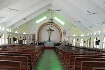 St Rita's Church, Curtorim, India