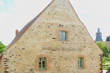 Le Domaine de l'Abbaye et ses Jardins Thematiques, Thiron-Gardais, France