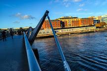 Sean O'Casey Bridge, Dublin, Ireland