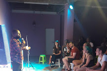 Khaosan Comedy Club, Bangkok, Thailand