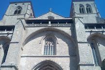 L'Abbaye de La Chaise Dieu, La Chaise-Dieu, France