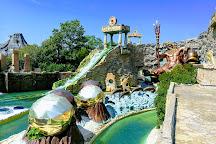 Gardaland Park, Castelnuovo del Garda, Italy