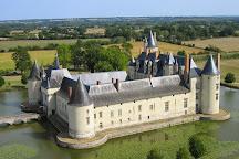 Chateau du Plessis-Bourre, Ecuille, France