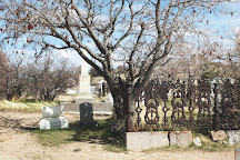 Silver Terrace Cemeteries, Virginia City, United States