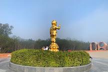 Little Buddha Statue, Lumbini Sanskritik, Nepal