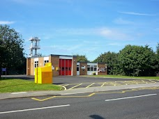 Prestatyn Fire Station liverpool