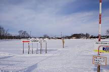Asukayama Park, Ebetsu, Japan