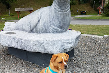 Andre the Seal Statue, Rockport, United States