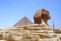 Great Sphinx, Giza, Egypt