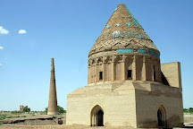 Sultan Tekesh Mausoleum, Kunya-Urgench, Turkmenistan