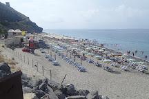 Spiaggia del Troncone, Marina di Camerota, Italy