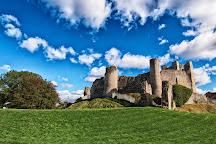 Conisbrough Castle, Conisbrough, United Kingdom