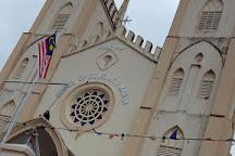 St. Francis Xavier Church, Melaka, Malaysia