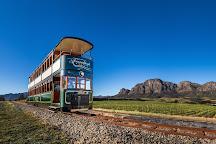 Franschhoek Wine Tram, Franschhoek, South Africa