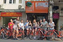 Biking Around Vietnam, Hanoi, Vietnam