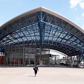 Автобусная станция  Halle