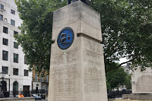 Chindit Memorial, London, United Kingdom