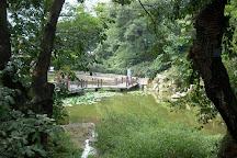 Jinjiangshan Park, Dandong, China
