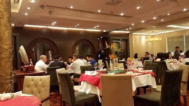Peking Garden Restaurant - Alexandra House