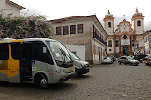 Basilica of Nossa Senhora do Pilar, Ouro Preto, Brazil
