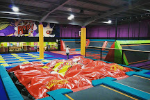 Atom Trampoline Park, Reading, United Kingdom